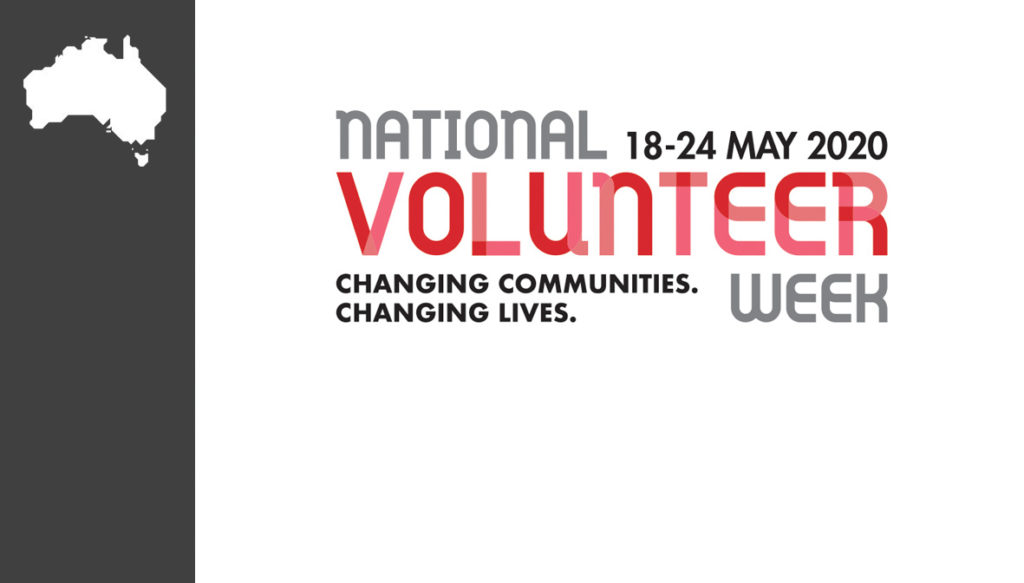 VSC National Volunteer Week