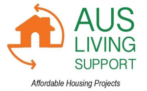 Aus Living Support Logo