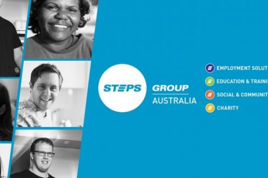 steps group australia